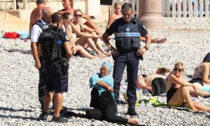 The burkini ban and the dangers of political polarization